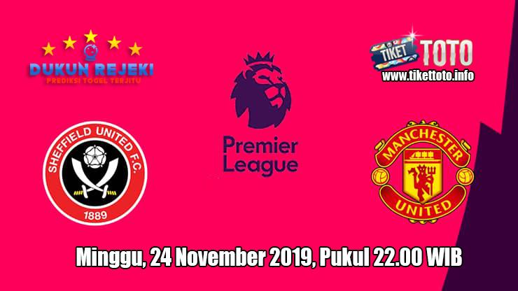 Prediksi Sheffield United VS Manchester United 24 November 2019