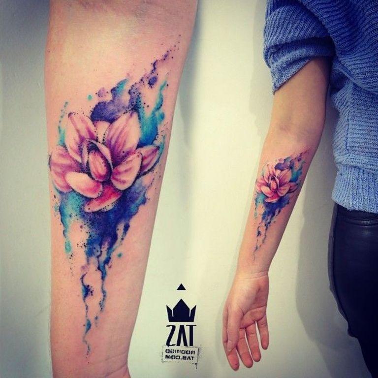 Tatuajes En El Brazo Para Mujer