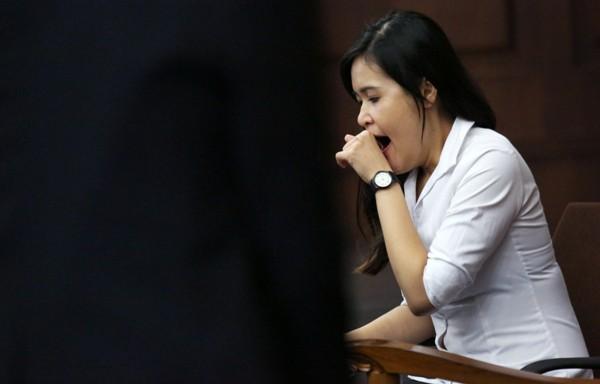 Akhirnya Kasus Mirna Berakhir, Jessica Dituntut Hukuman 20 tahun Bui. Ini Ekspresi Jessica