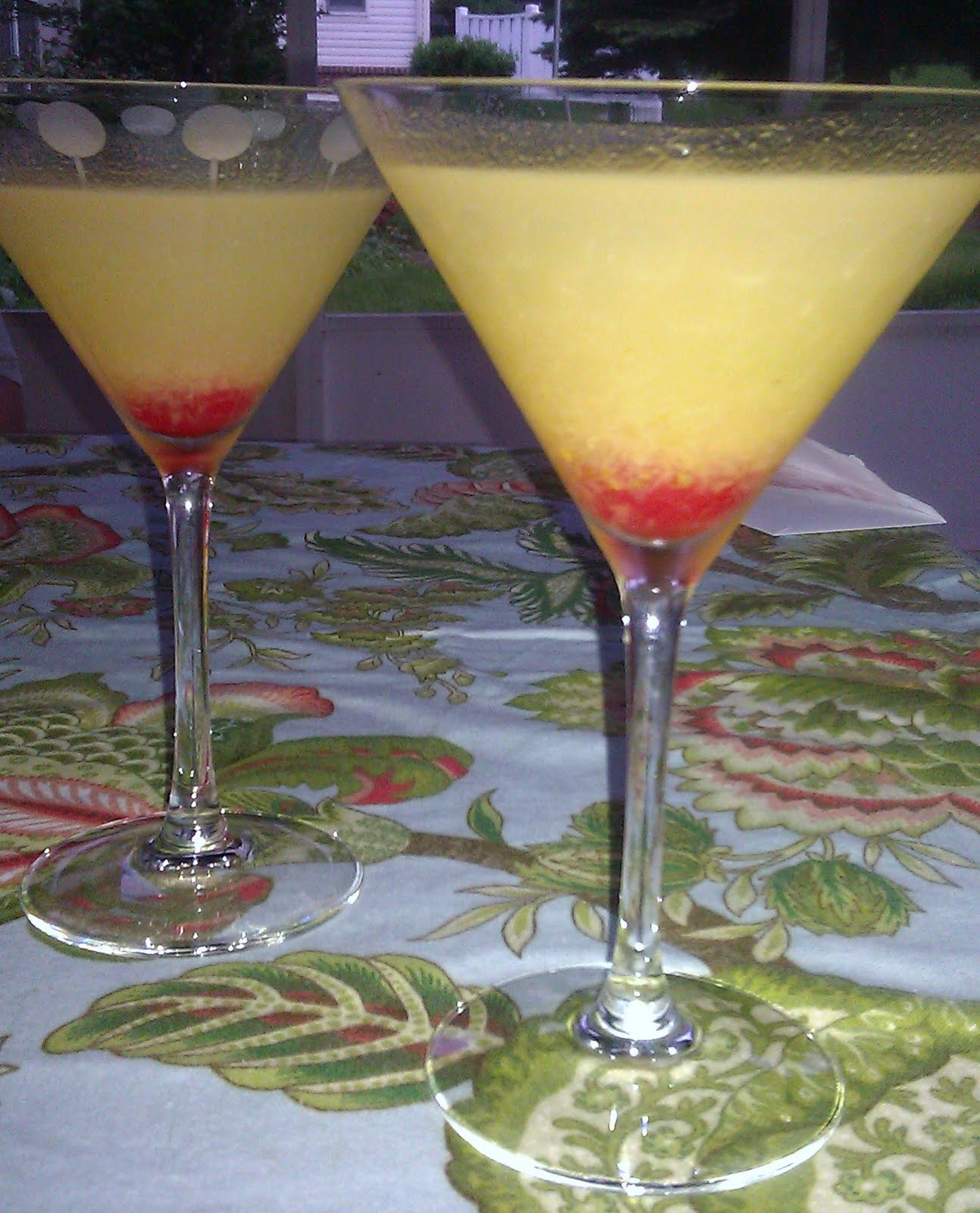 Good Sazon: Pineapple Martini