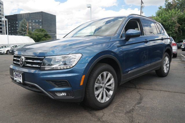 2018 Volkswagen Tiguan For At Emich Vw