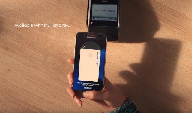 Galaxy S7 Parmak İzinizi Okur