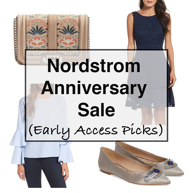 A round-up of my favorite selections available during Early Access of the Nordstrom Anniversary Sale.