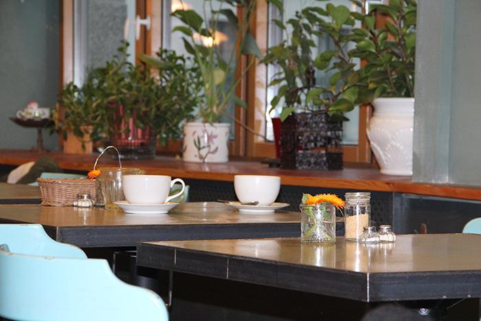 Cafetería con encanto Berlín House of small wonder Berlin Alemania