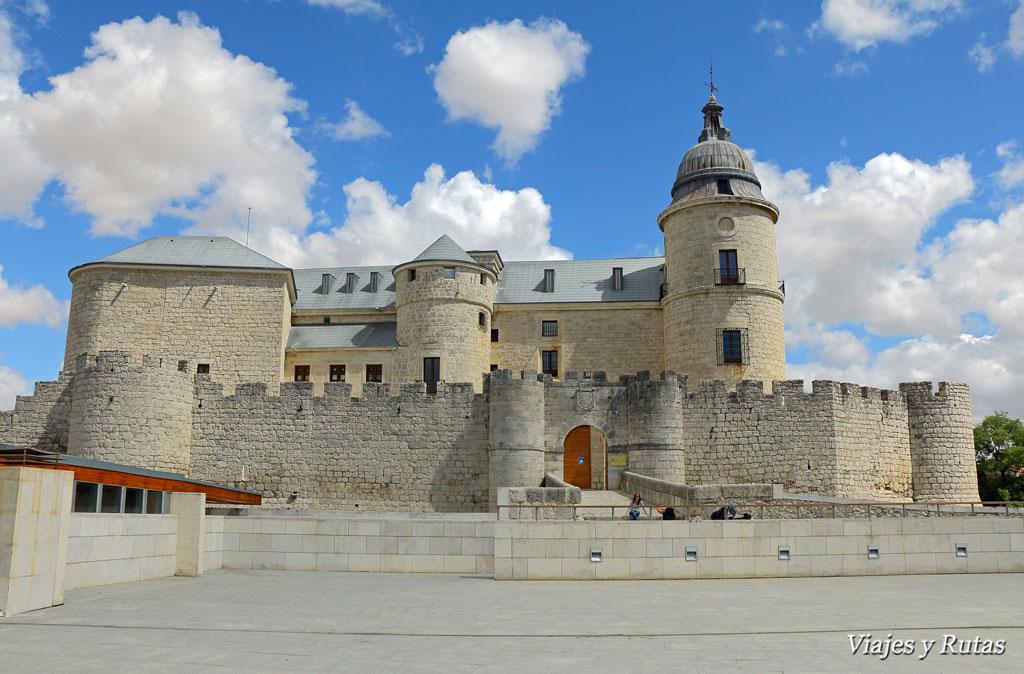 Castillo de Simancas, archivo general