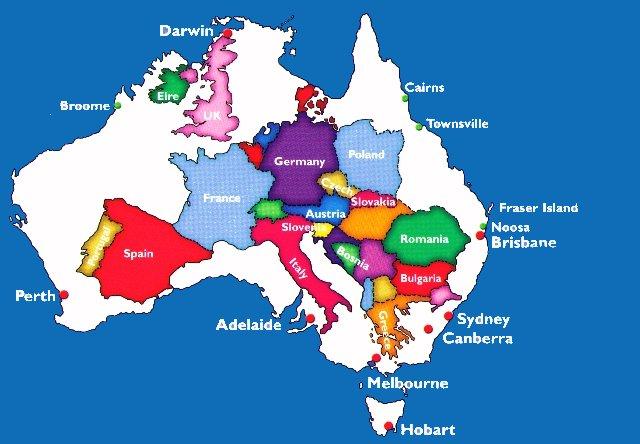 At bo i Australien: AFSNIT 2 : Om at flytte fra Danmark til Australien