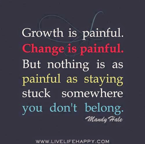Quotes About Change And Growth: Inspirational Quotes: Inspirational Quotes And Sayings