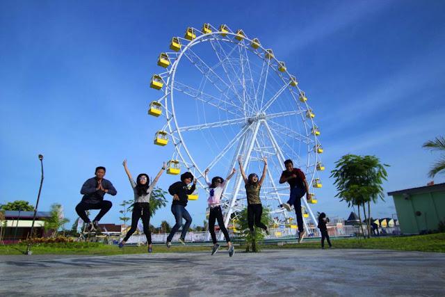 Berwisata ke Yogyakarta, jangan lupa main ke Sindu Kusuma Edupark, Sleman, yang menawarkan beragam wahana permainan, yang cocok untuk anak-anak dan dewasa. (foto:www.kusumaedupark.com)