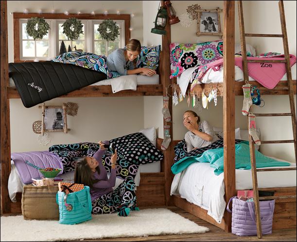 Hangout Spot Teen Bedroom 52