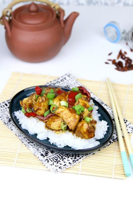 kurczak po chińsku, chińskie przepisy, przepis na kurczaka po chińsku, chińszczyzna,