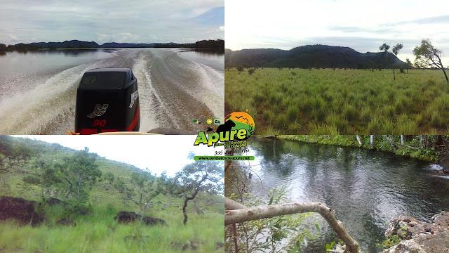 APURE: Como llegar al Parque Nacional Santos Luzardo (Cinaruco-Capanaparo) en Venezuela. TURISMO