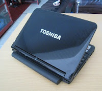 netbook second toshiba nb205