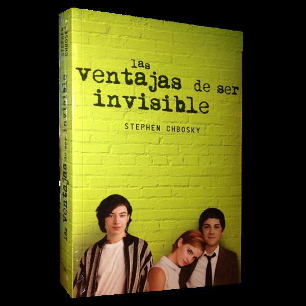 Las Ventajas De Ser Invisible Patrick EL ARTE DE LAS LETRAS:...
