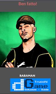 Soluzioni Indovina il Rapper livello 23