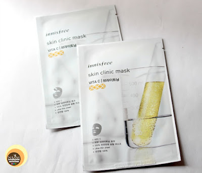 Innisfree Skin Clinic Sheet Masks - Vitamin C