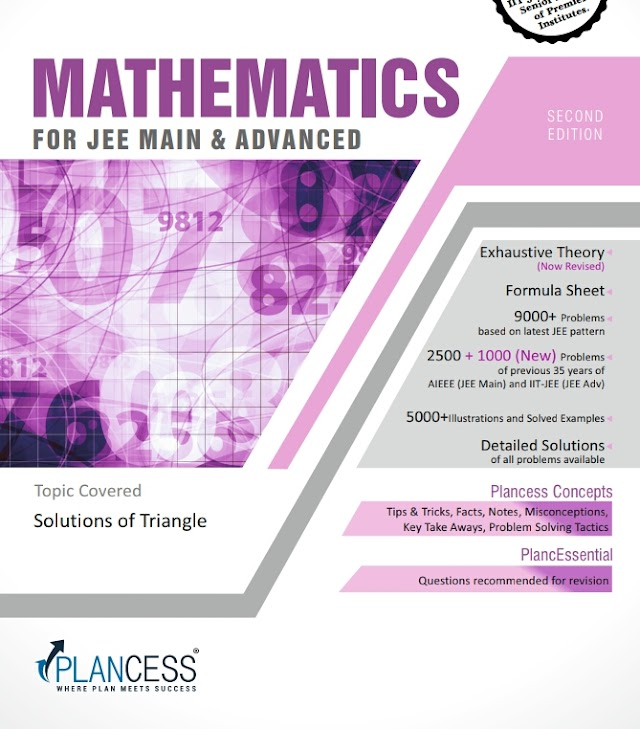 SOLUTIONS OF TRIANGLE NOTE BY PLANCESS