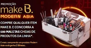 Cadastrar Promoção O Boticário 2017 Concorrer Maletas Maquiagem