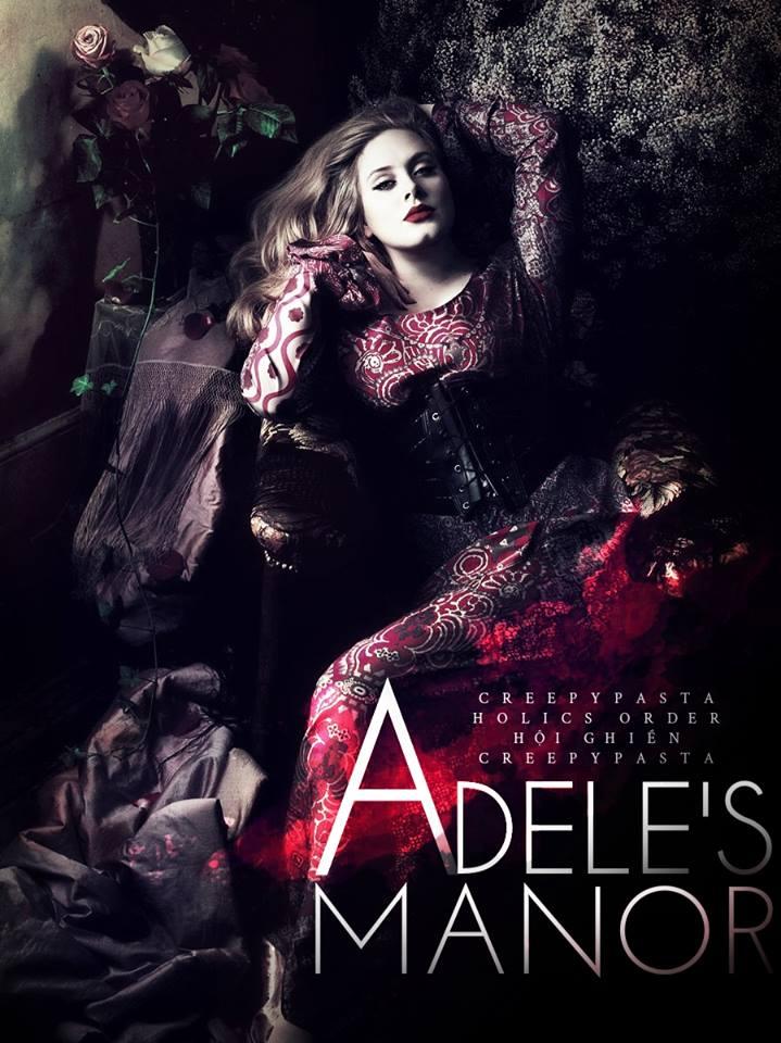 """Creepy: """"Lãnh địa"""" của ADELE"""