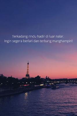 quote matahari rindu