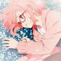 1. Foto Profile Couple Anime Yang Pertama Bagus Nih :) Romantis Banget Lagi .