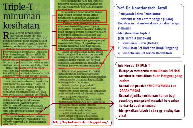 mencegah  Penyakit Buah Pinggang Kronik@CDK