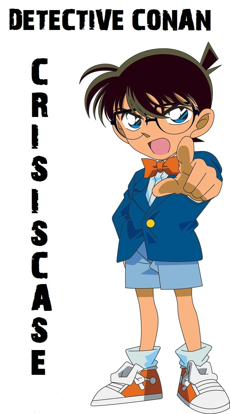 Crisis Case: Capitulo 705 - Conan en el interior del ...