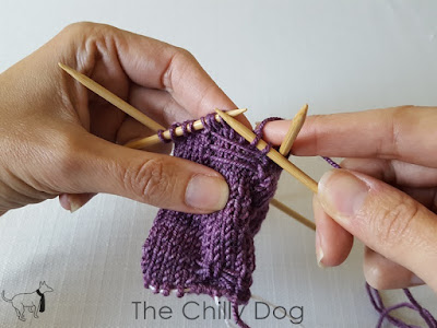 Knitting Tutorial: Learn how to knit the Bowknot Stitch