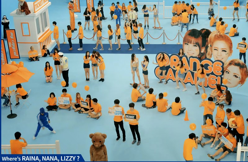 "Orange Caramel - ""My Copycat"""