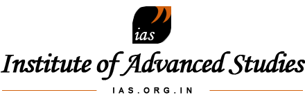 Institute of Advanced Studies |  IAS