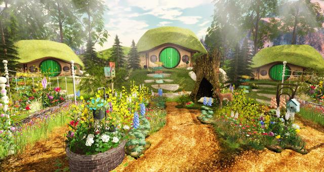 Hobbit wonderland