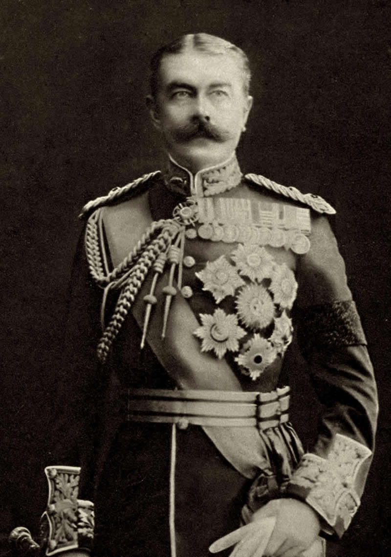 Horatio Herbert Kitchener