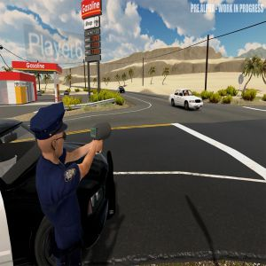 download Flashing Light Police Fire EMS pc game full version free