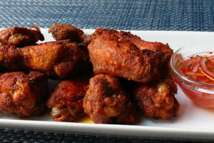 Chennai Chicken Wings – A Football Snack from the Land of Cricket