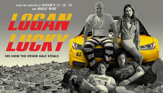 Logan Lucky (2017) Subtitle Indonesia BluRay 720p 1080p [Google Drive]