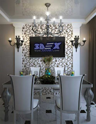 art deco style, art deco interior design, art deco home decor art wall