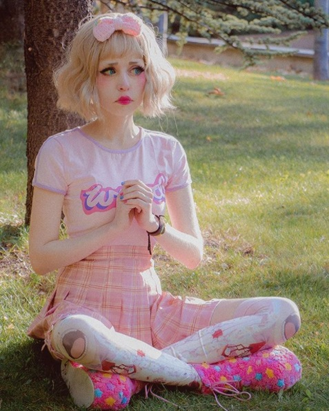 26 Kawaii Instagrammers Show Off Their Style! | kawaii fashion kawaii clothes kawaii girl @anzujaamu