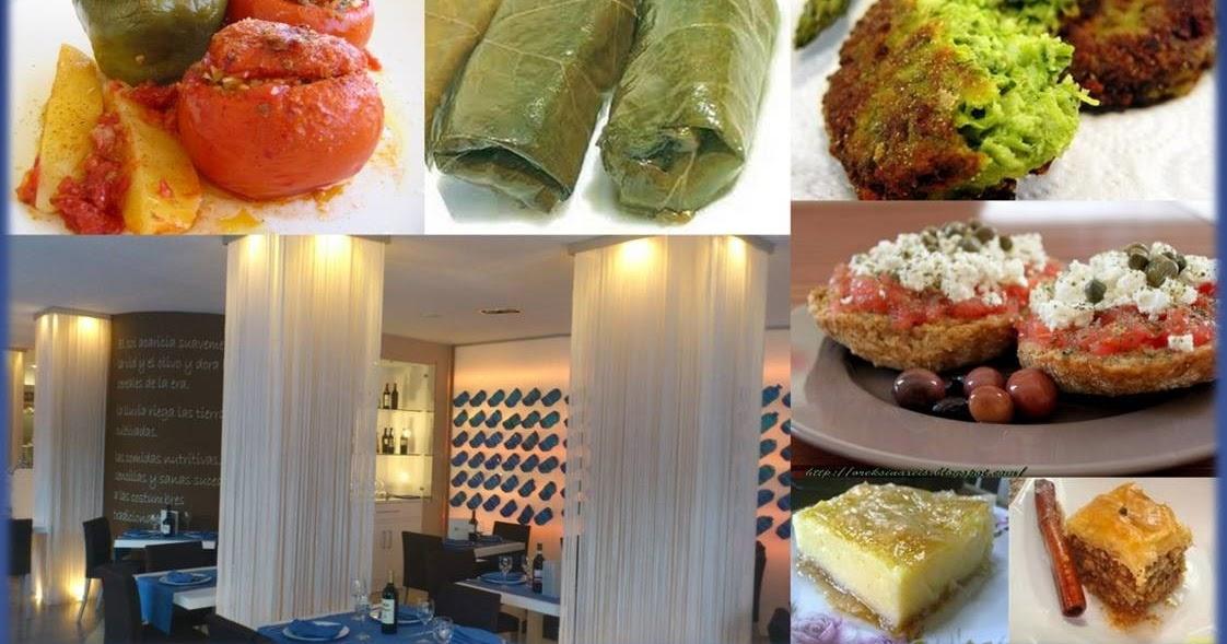 Clases de cocina griega departamento de griego - Clases cocina malaga ...