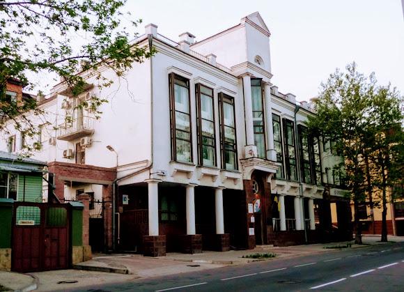 Херсон. Вулиці і будинки міста