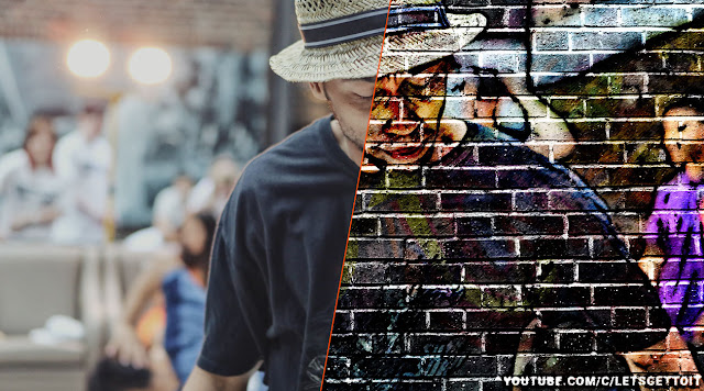 Graffiti Art in Photoshop