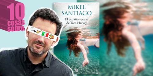 Resultado de imagen de reseña libro el extraño verano de tom harvey