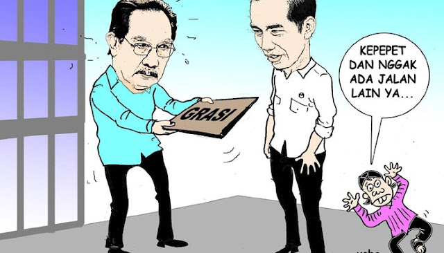 Terbongkar, Bukan Jokowi yang Berikan Grasi ke Antasari : Berita Terbaru Hari Ini