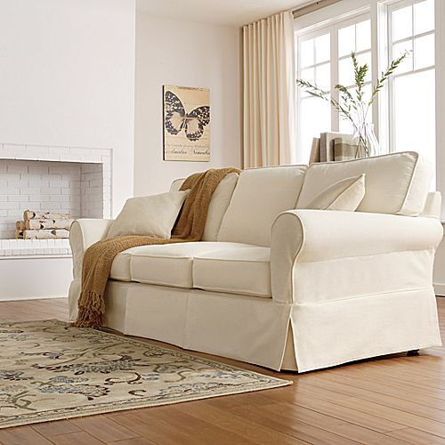 Linden Street Friday Slipcover Sofa