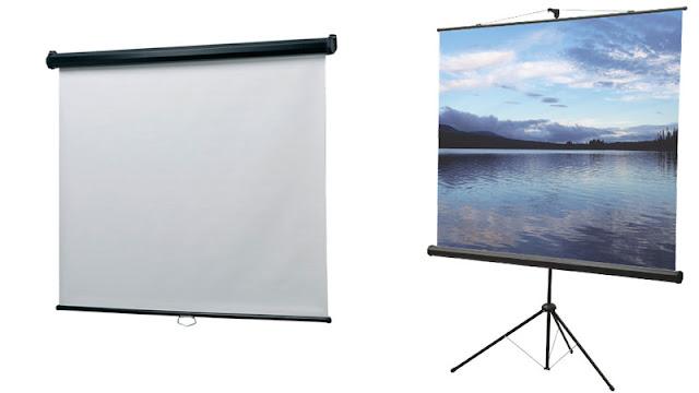 Caratteristiche da considerare quando si acquista uno schermo per proiettore