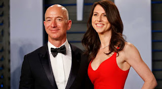 Amazon founder Jeff Bezos to divorce wife MacKenzie