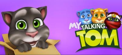 My Talking Tom Mod Apk for Android (Hack,Full Unlocked)