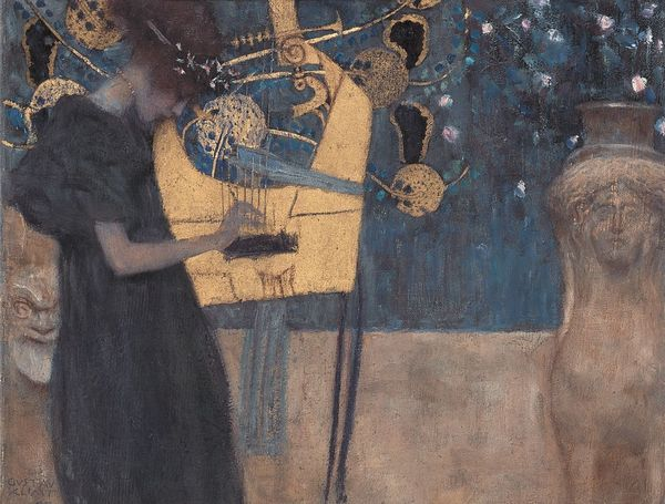 Klimt - Musik I - 1895