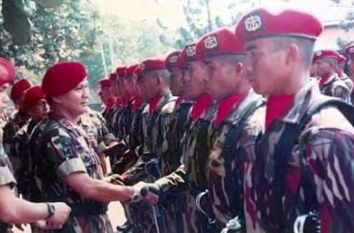 Asal Usul Prabowo Subianto