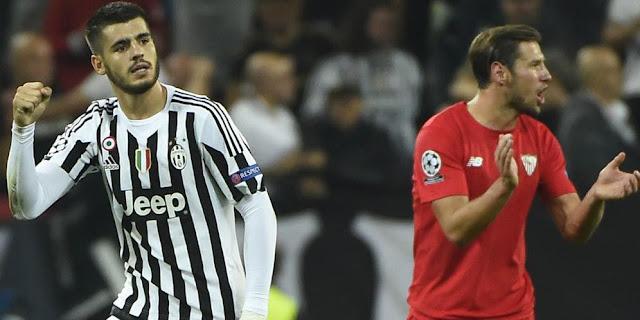 Sevilla vs Juventus