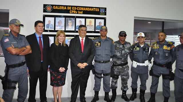 Mais eficiência e segurança no trânsito, Flávio Dino entrega nova sede da CPRV Ind