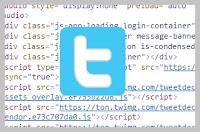 Увеличение твита со 140 до 280 символов